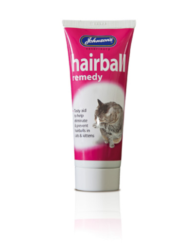 JOHNSON'S HAIRBALL REMEDY FOR CATS