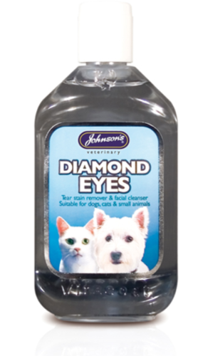 JOHNSON'S DIAMOND EYES TEAR STAIN REMOVER