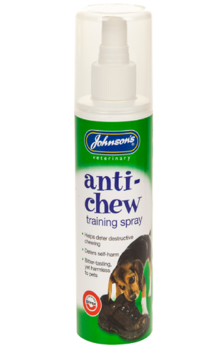 JOHNSON'S ANTI-CHEW SPRAY