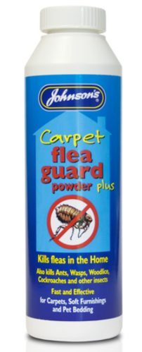 JOHNSON'S CARPET FLEA GUARD POWDER